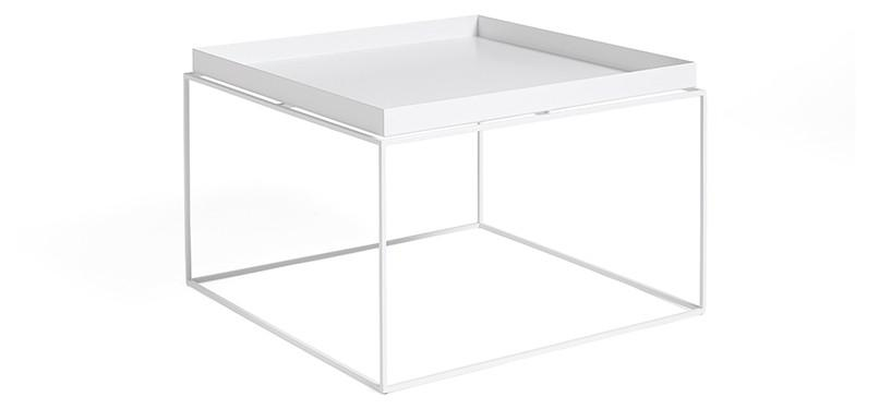 HAY Tray Table · White · Coffee Table