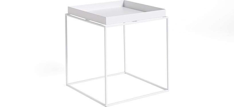 HAY Tray Table · White · Side Table M