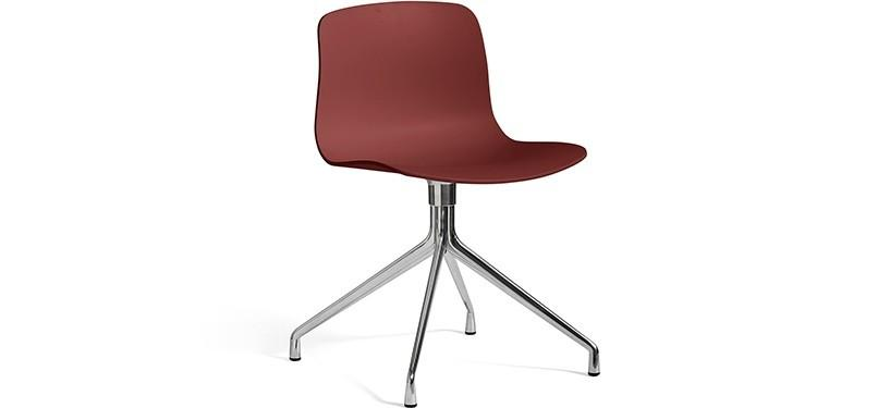 HAY About a Chair AAC10 · Brick · Aluminium