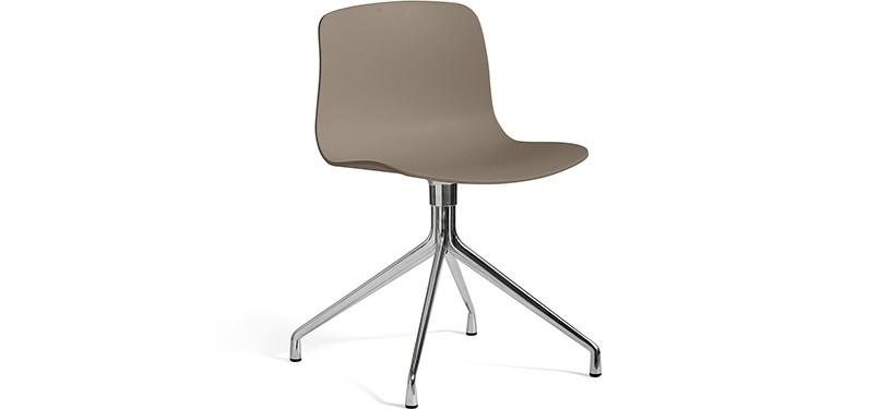 HAY About a Chair AAC10 · Khaki · Aluminium