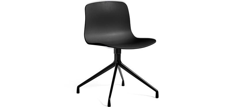 HAY About a Chair AAC10 · Black · Black