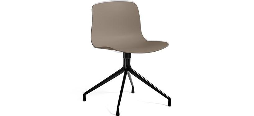 HAY About a Chair AAC10 · Khaki · Black