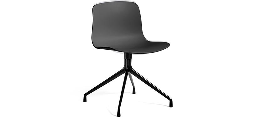 HAY About a Chair AAC10 · Soft black · Black