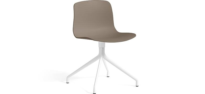 HAY About a Chair AAC10 · Khaki · White