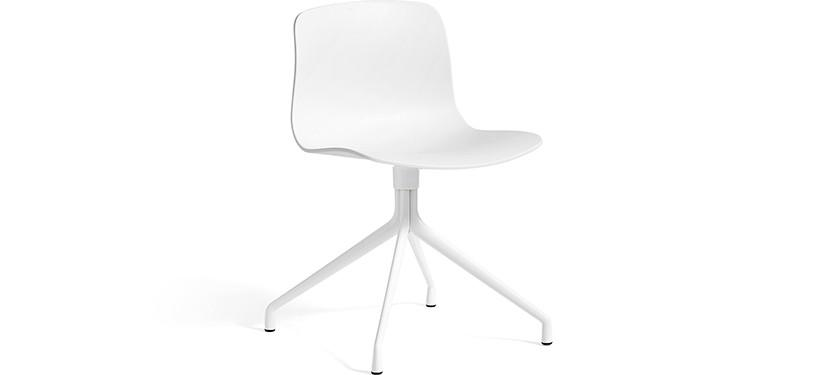 HAY About a Chair AAC10 · White · White