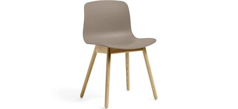 HAY About a Chair AAC12 · Khaki · Eg mat lak