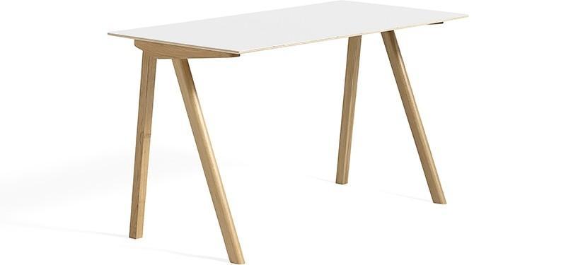 HAY Copenhague Desk CPH90 · Eg klar lak · Laminat