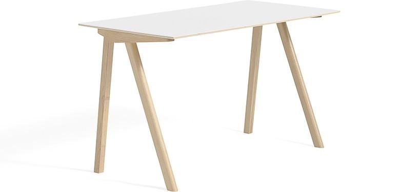 HAY Copenhague Desk CPH90 · Eg mat lak · Laminat