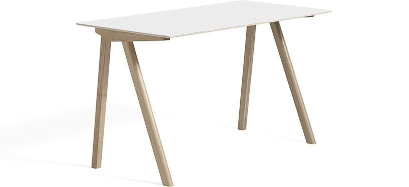 HAY Copenhague Desk CPH90 · Eg sæbebehandlet · Laminat