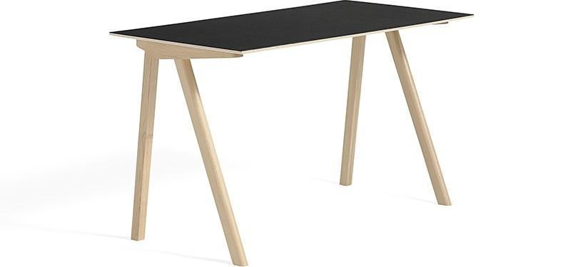 HAY Copenhague Desk CPH90 · Eg mat lak · Linoleum