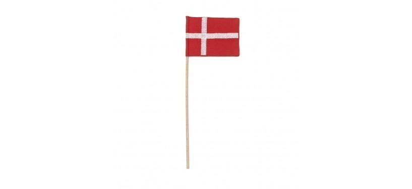 Kay Bojesen Bomuldsflag til Fanebærer