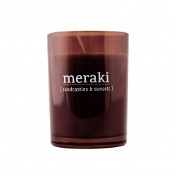 Meraki Scented Candle Sandcastles & Sunsets