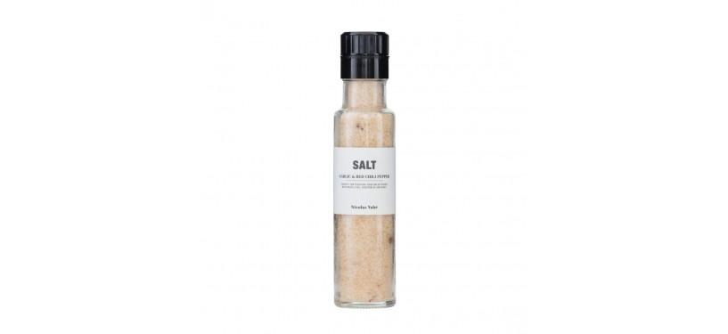 Nicolas Vahé Salt m. hvidløg & rød chilipeber