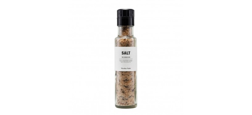 Nicolas Vahé Salt m. svampe