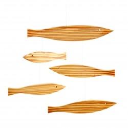Flensted Mobiles Tømmerfisk