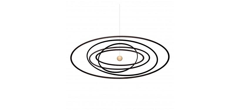 Flensted Mobiles Science Fiction Ellipse Natur