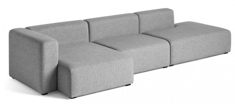 HAY Mags 3 Seater Combination 4 Left End