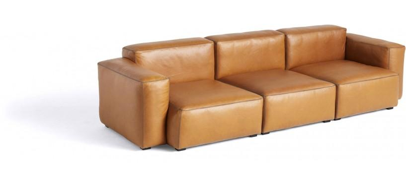HAY Mags Soft 3 Seater Combination 1 Leather