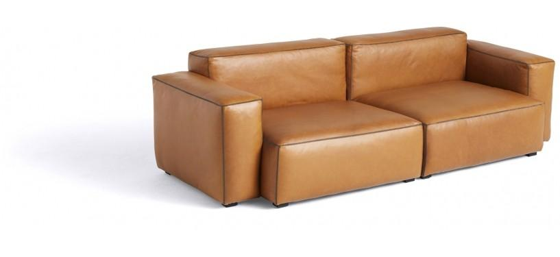 HAY Mags Soft 2,5 Seater Combination 1 Leather