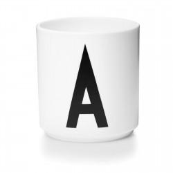 Design Letters Arne Jacobsen porcelænskop