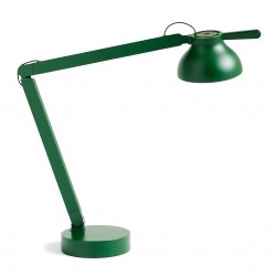 HAY PC Double Arm Table Lamp Leaf Green