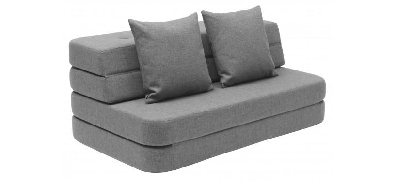 By KlipKlap KK 3 Fold Sofa XL Soft