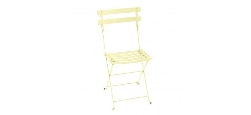 Fermob Bistro Metal Chair · Lagoon Blue