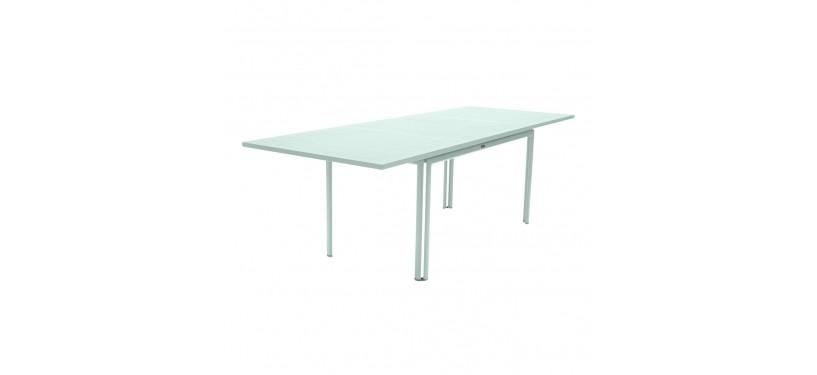 Fermob Costa Table with Extension · Russet