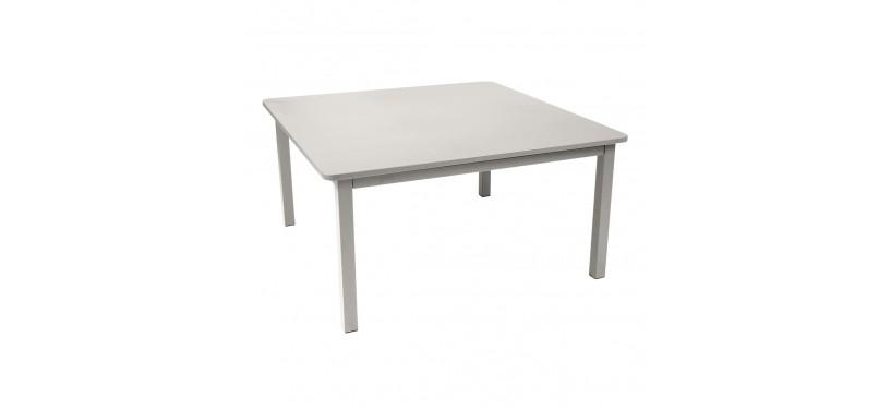 Fermob Craft Table · Cotton White