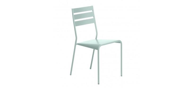 Fermob Facto Chair · Plum