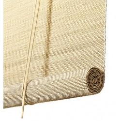 Color & Co lys bambus rullegardin