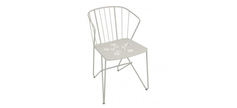 Fermob Flower Perforated Armchair