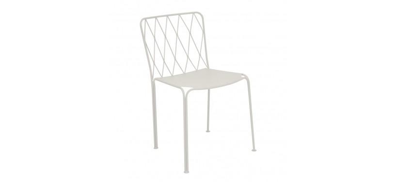 Fermob Kintbury Chair · Lagoon Blue