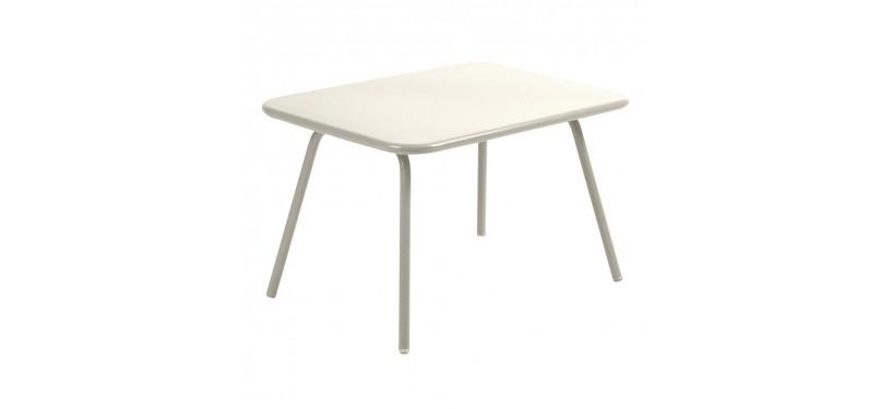 Fermob Luxembourg Kid Table · Red Ochre