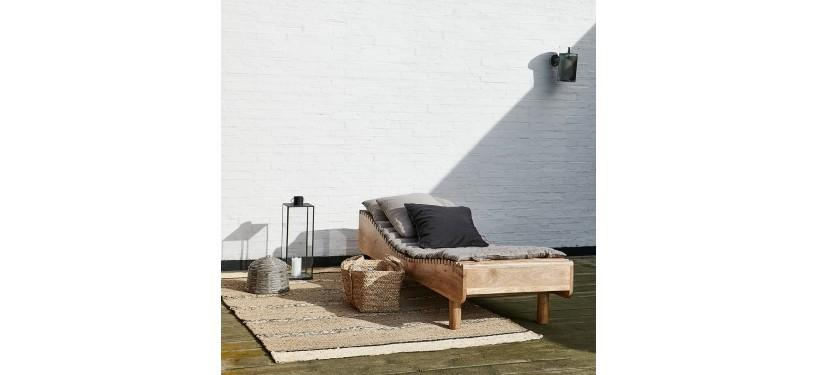 House Doctor Daybed Basti Natur