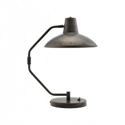 House Doctor Bordlampe Desk Antik brun