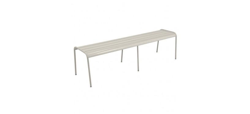 Fermob Monceau XL bench · Nutmeg
