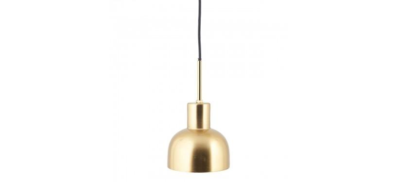House Doctor Lampe Glow Messing