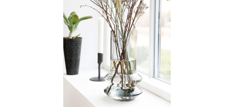 House Doctor Vase Forms Grå