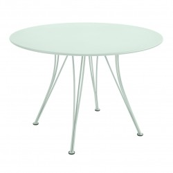 Fermob Rendez-vous Table · Acapulco Blue