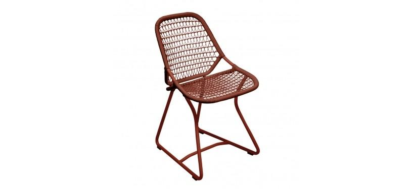 Fermob Sixties Chair · Cotton White