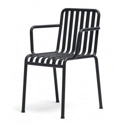HAY Palissade Arm Chair · Sky grey