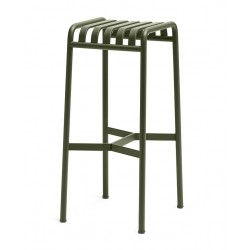 HAY Palissade Bar Stool · Anthracite
