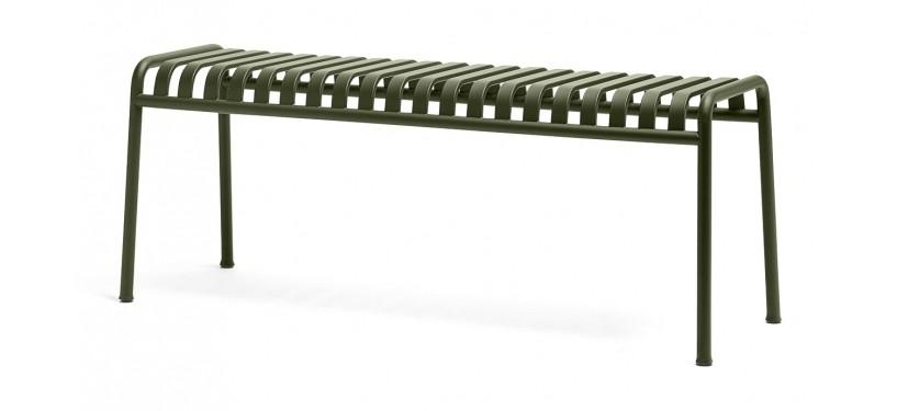 HAY Palissade Bench · Anthracite