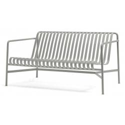 HAY Palissade Lounge Sofa · Sky grey