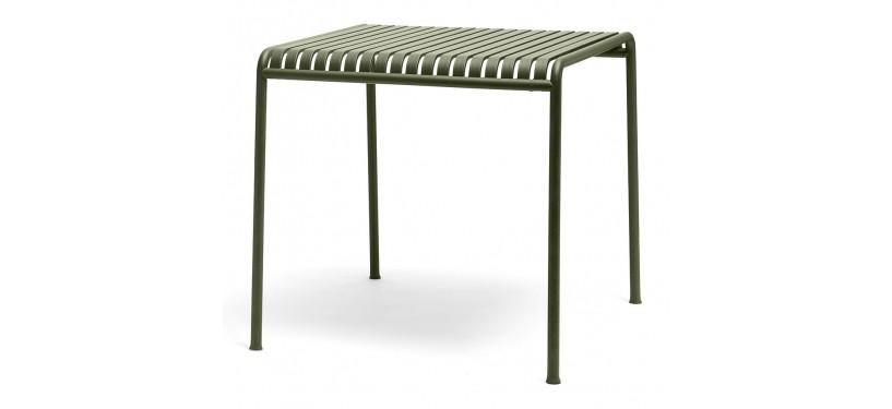 HAY Palissade Table · Anthracite · Lille