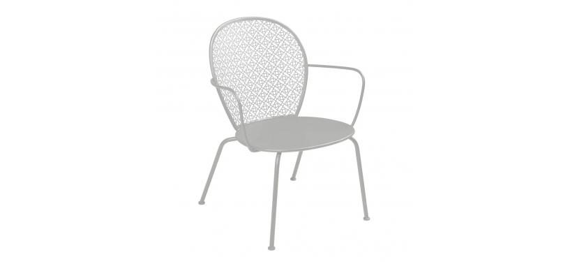 Fermob Lorette Low Armchair