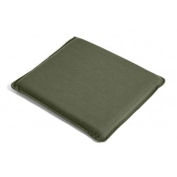 HAY Palissade Seat Cushion Chair & Arm Chair · Olive