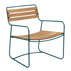 Fermob Surprising Teak Low Armchair