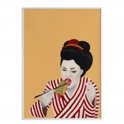 Taishō Sulten Geisha